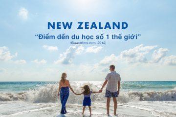 Du học để Định cư New Zealand