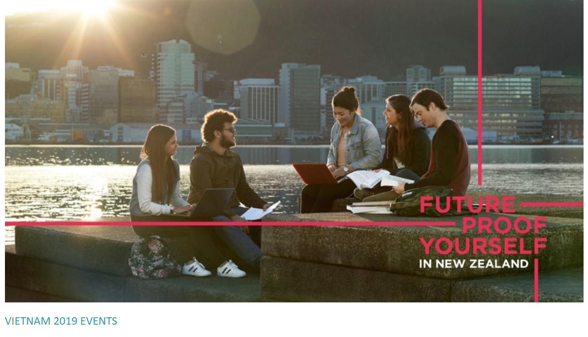 học bổng chính phủ New Zealand 2020