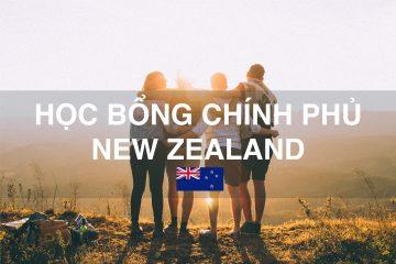 Học bổng Chính phủ New Zealand 2020 cho học sinh bậc Trung học tại Việt Nam