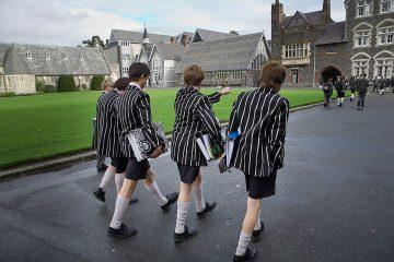 Học bổng chính phủ NZ 50% tại Christ's College