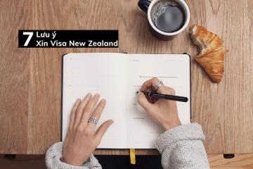 7 lưu ý khi xin visa New Zealand