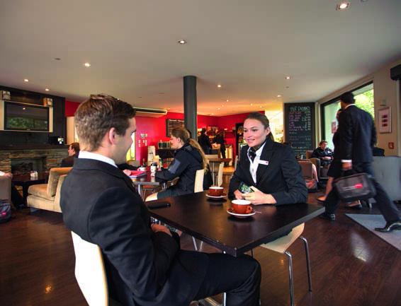Duncan Sadleir - I.R. Manager, Queenstown Resort College - Hình 4