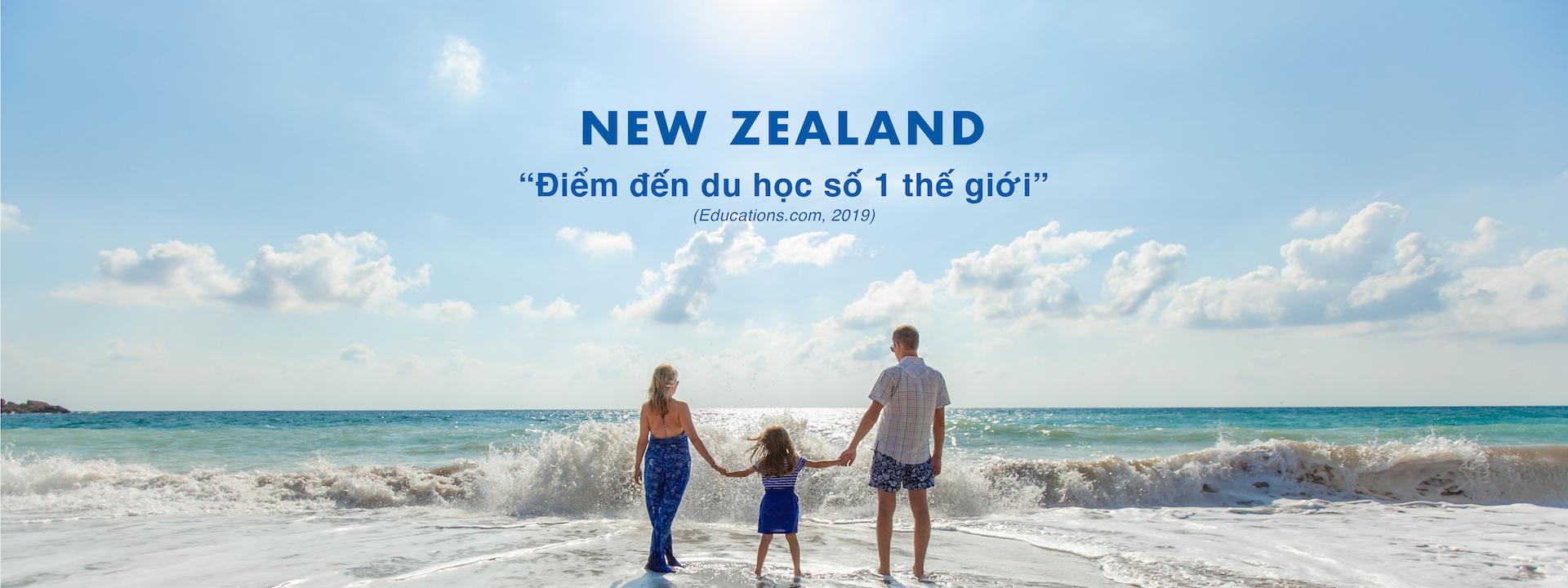 New Zealand - điểm đến du học số 1 thế giới