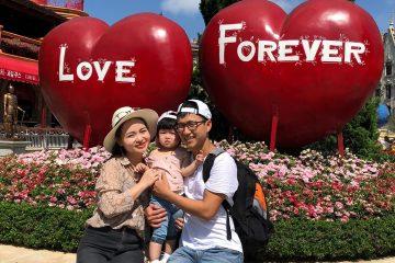 Dương & Huyền- Tốt nghiệp xuất sắc AUT, khách hàng Visa cả gia đình