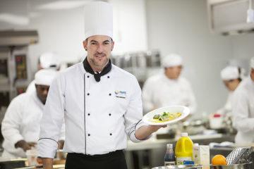 Khóa học đầu bếp trường PBRS New Zealand