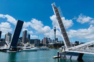 Viaduct Harbour New Zealand 2