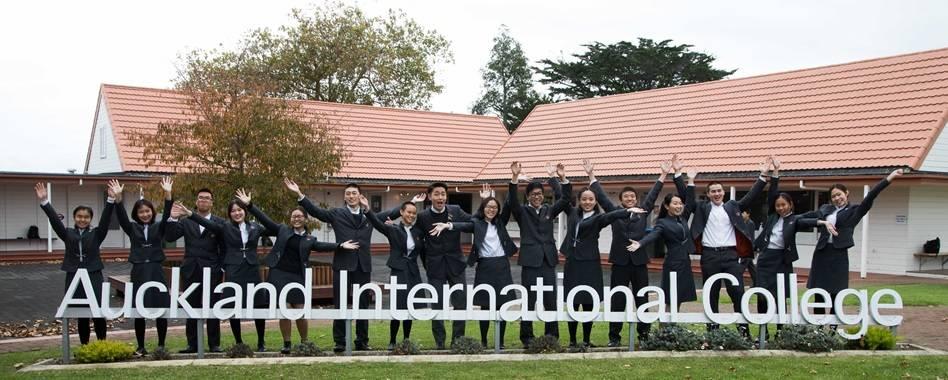 truong pho thong AIC New Zealand