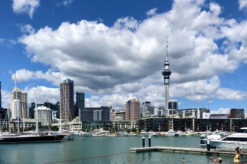 SINH HOẠT PHÍ Ở NEW ZEALAND