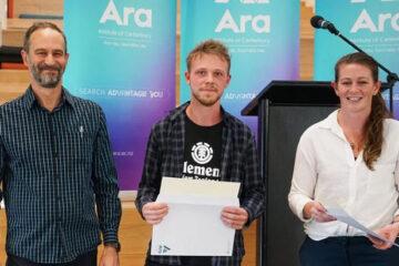 Văn bằng tốt nghiệp về Quản lý nhà hàng khách sạn tại Ara Institute of Canterbury